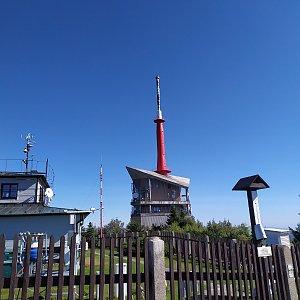 ŠenovKK na vrcholu Lysá hora (21.9.2019 11:14)