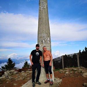 Dajik90 na vrcholu Lysá hora (28.9.2019 9:56)
