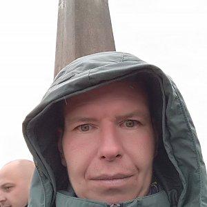 Michal Krčmář na vrcholu Lysá hora (5.10.2019 14:51)