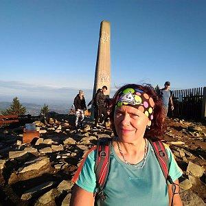 Priserka-xxl na vrcholu Lysá hora (13.10.2019 8:00)