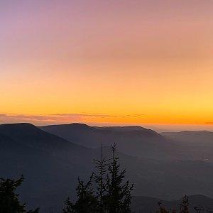 Pavlaja na vrcholu Lysá hora (14.10.2019 18:16)