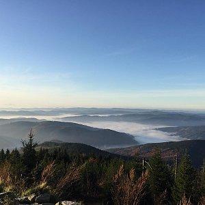 PePa na vrcholu Lysá hora (19.10.2019 12:17)