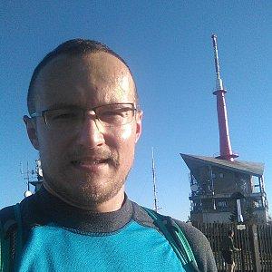 pa3k.soyka na vrcholu Lysá hora (25.10.2019 9:13)