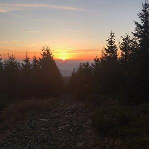 PePa na vrcholu Lysá hora (26.10.2019 7:26)