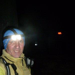 Joch a Dingo na vrcholu Lysá hora (26.10.2019 22:26)