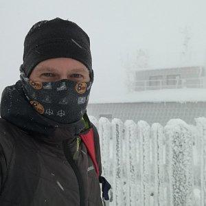 ZetBé na vrcholu Lysá hora (29.12.2019 10:13)
