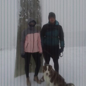 Markéta Čeníková na vrcholu Lysá hora (29.12.2019 12:00)