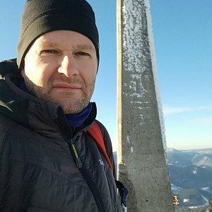 ZetBé na vrcholu Lysá hora (31.12.2019 9:40)