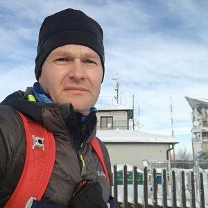 ZetBé na vrcholu Lysá hora (1.1.2020 13:40)
