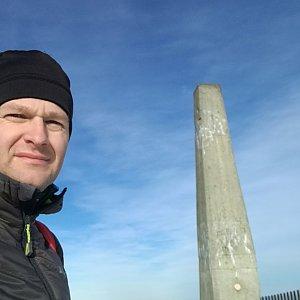 ZetBé na vrcholu Lysá hora (2.1.2020 9:49)