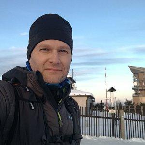 ZetBé na vrcholu Lysá hora (3.1.2020 15:41)