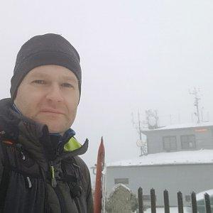ZetBé na vrcholu Lysá hora (4.1.2020 10:13)