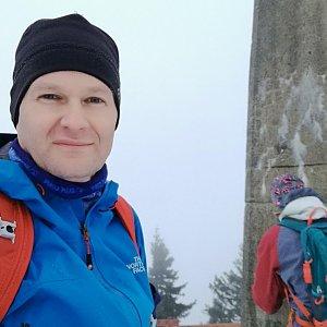 ZetBé na vrcholu Lysá hora (9.1.2020 15:43)
