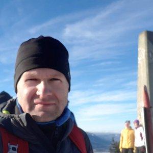 ZetBé na vrcholu Lysá hora (12.1.2020 10:31)