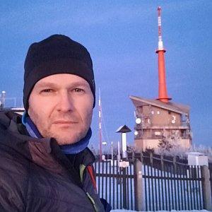 ZetBé na vrcholu Lysá hora (14.1.2020 16:38)