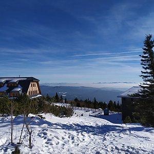 ŠenovKK na vrcholu Lysá hora (15.1.2020 12:13)