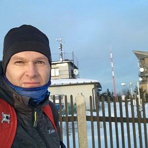 ZetBé na vrcholu Lysá hora (17.1.2020 15:55)