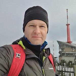 ZetBé na vrcholu Lysá hora (18.1.2020 10:08)