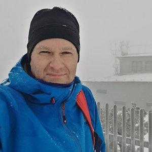 ZetBé na vrcholu Lysá hora (19.1.2020 9:24)