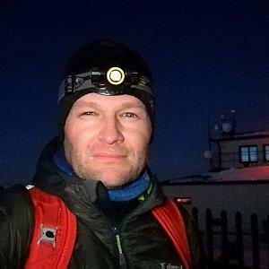 ZetBé na vrcholu Lysá hora (21.1.2020 17:14)