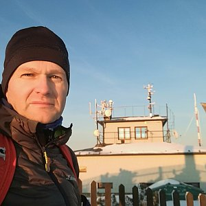 ZetBé na vrcholu Lysá hora (23.1.2020 16:19)
