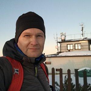ZetBé na vrcholu Lysá hora (24.1.2020 16:26)