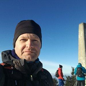 ZetBé na vrcholu Lysá hora (25.1.2020 9:21)