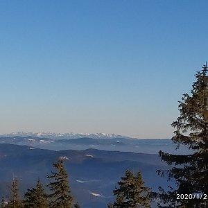 ŠenovKK na vrcholu Lysá hora (25.1.2020 15:46)
