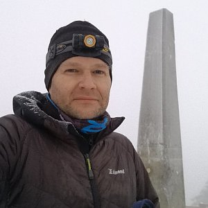 ZetBé na vrcholu Lysá hora (15.2.2020 6:50)