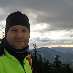 ZetBé na vrcholu Lysá hora (18.2.2020 16:53)