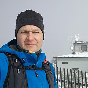 ZetBé na vrcholu Lysá hora (20.2.2020 10:46)