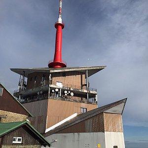 PePa na vrcholu Lysá hora (19.2.2020 9:17)