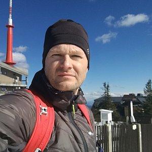 ZetBé na vrcholu Lysá hora (13.3.2020 12:49)