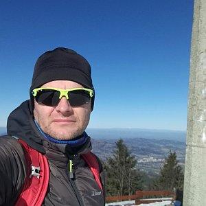 ZetBé na vrcholu Lysá hora (15.3.2020 9:07)