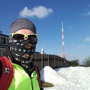 ZetBé na vrcholu Lysá hora (19.3.2020 14:45)