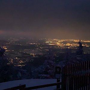Pavlaja na vrcholu Lysá hora (22.3.2020 18:53)