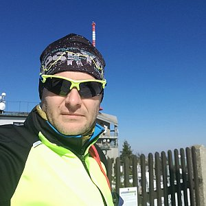 ZetBé na vrcholu Lysá hora (2.4.2020 15:42)