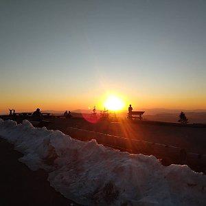 pa3k.soyka na vrcholu Lysá hora (8.4.2020 6:26)