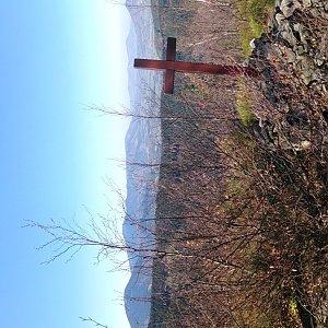 Michelle Sýkorová na vrcholu Lysá hora (22.4.2020 12:24)