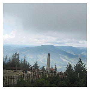 Dobros na vrcholu Lysá hora (2.5.2020 10:45)