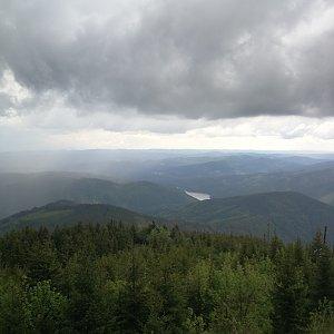 Petra Kosarkova na vrcholu Lysá hora (11.6.2020 14:41)