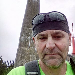 Li Be na vrcholu Lysá hora (11.6.2020 15:22)