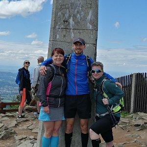 Moko na vrcholu Lysá hora (6.6.2020 15:04)