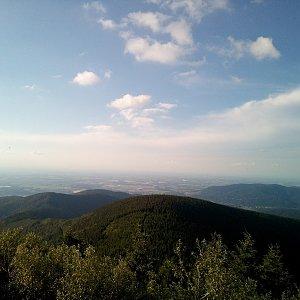 Milan Meravy na vrcholu Lysá hora (27.7.2020 19:01)