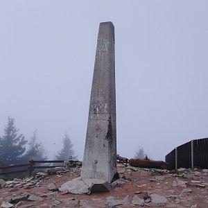Joan na vrcholu Lysá hora (9.6.2020 12:45)