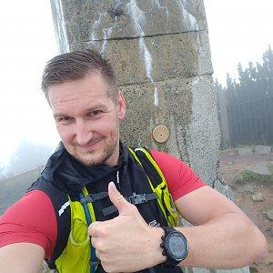 Jiří Tomaštík na vrcholu Lysá hora (18.8.2020 15:42)