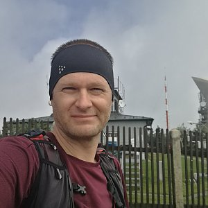 ZetBé na vrcholu Lysá hora (23.8.2020 11:38)