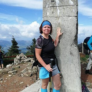 Moko na vrcholu Lysá hora (23.8.2020 11:56)