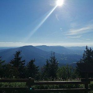 Moko na vrcholu Lysá hora (8.9.2020 16:45)