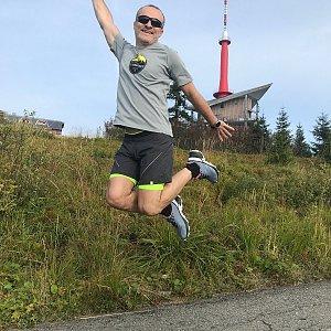 PePa na vrcholu Lysá hora (13.9.2020 8:00)